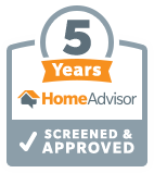 5 years screened and approved award homeadvisor